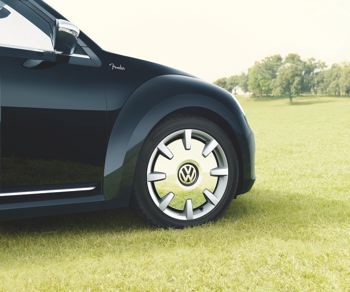 Black Book Car Values >> Volkswagen Beetle Fender Edition debuting at Leipzig Auto Show - Autoblog
