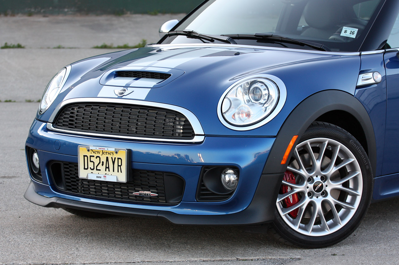 2012 mini john cooper works coupe review photo gallery. Black Bedroom Furniture Sets. Home Design Ideas