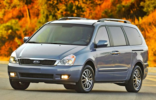 2012 Kia Sedona