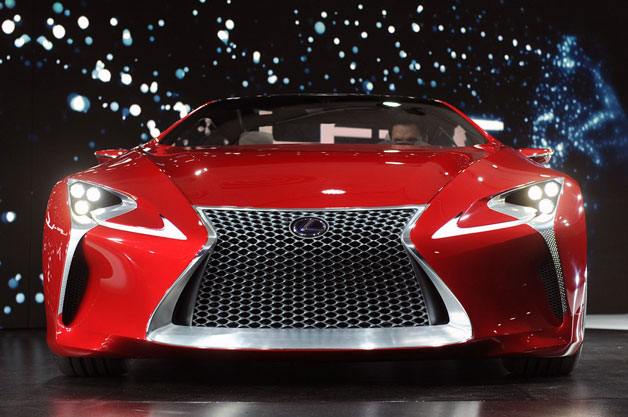 Lexus LF-LC concept