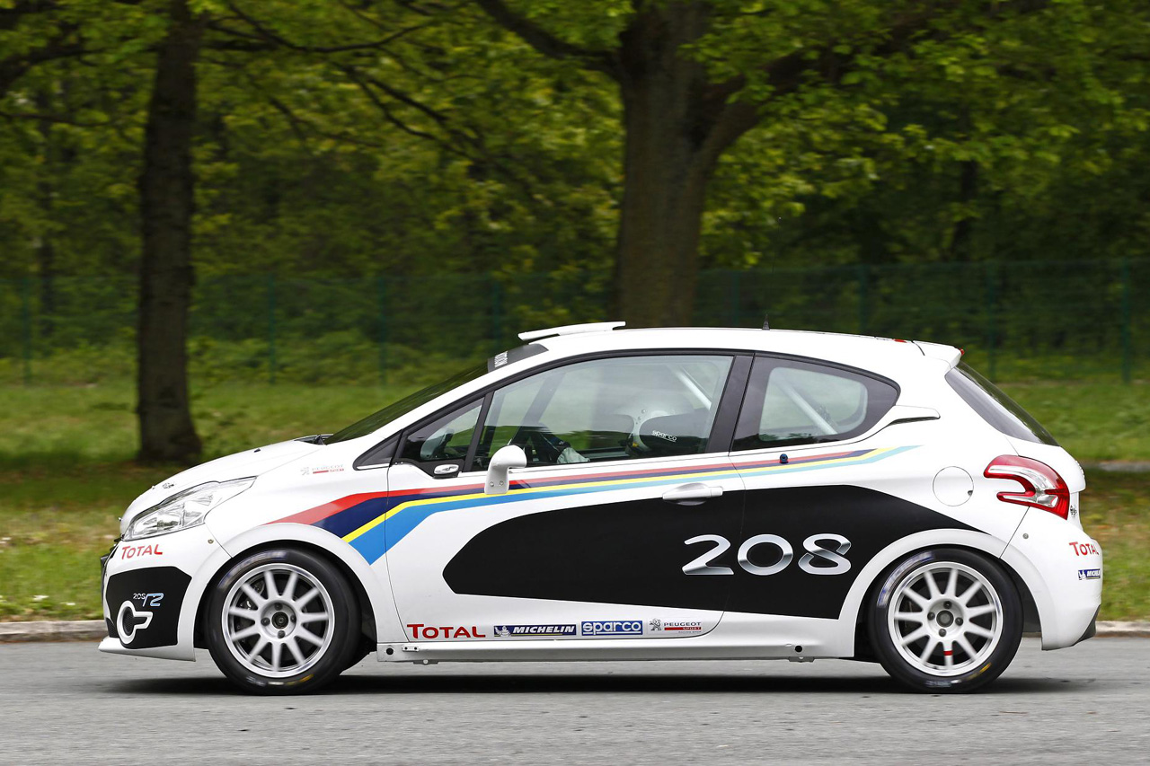Peugeot 208 R2 Rally Car Photo Gallery Autoblog