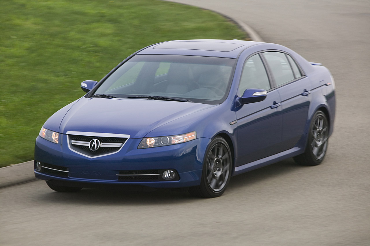 2007 acura tl type s manual for sale