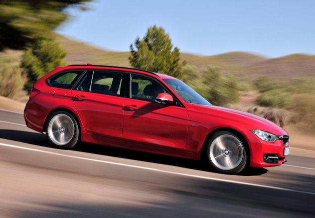 2013 BMW 3 Series Sports Wagon
