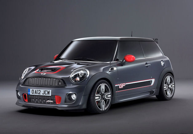 New Mini John Cooper Works GP