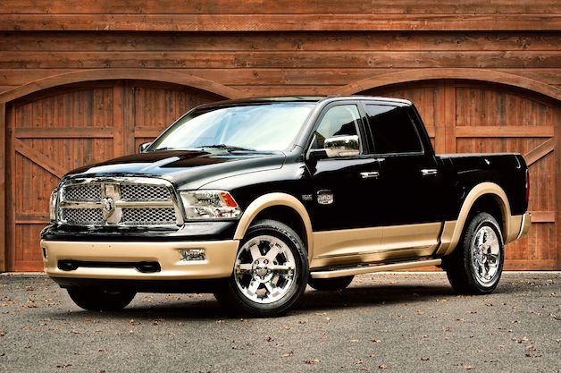 2011 Ram