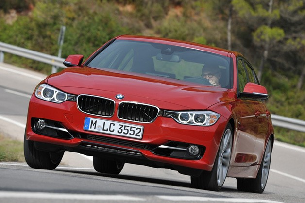 2012 BMW 3 Series