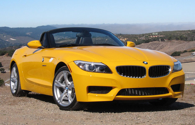 2012 BMW Z4