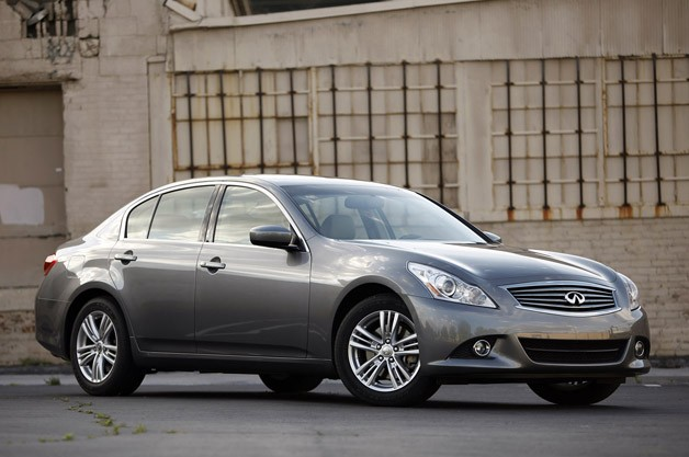 Infiniti Sedan Prices Reviews And New Model Information