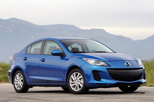 2012 Mazda3 SkyActiv