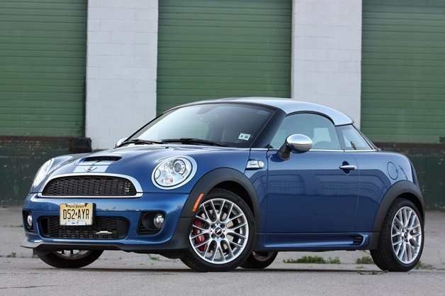 2012 mini john cooper works coupe. Black Bedroom Furniture Sets. Home Design Ideas