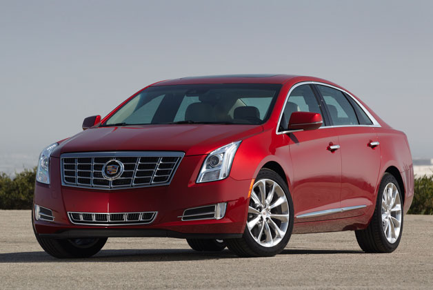 2013 Cadillac XTS