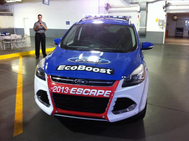 2013 Ford Escape Pace Car