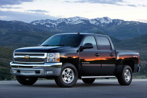 2012 Chevrolet Silverado