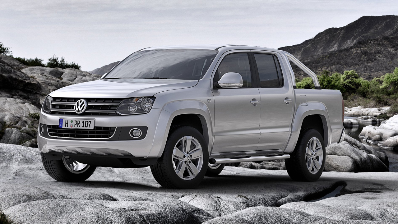 2012 volkswagen amarok photos