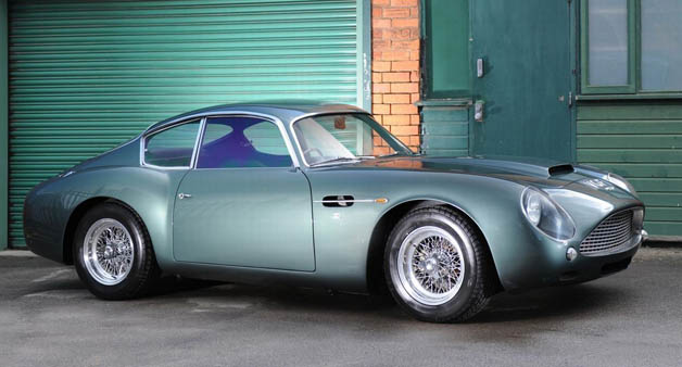 Aston Martin DB4GT Zagato 