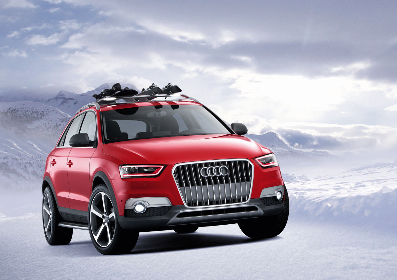 Audi Q3 Red Track heads to Worthersee Tour - Autoblog