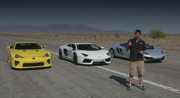 Jason Camissa with supercars
