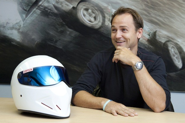 Ben Collins The Stig