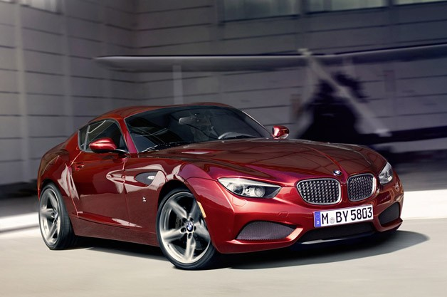 BMW reveals stunning Zagato Coupe at Villa d&#8217;Este