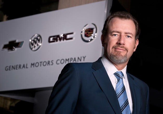Dan Ammann, GM CFO