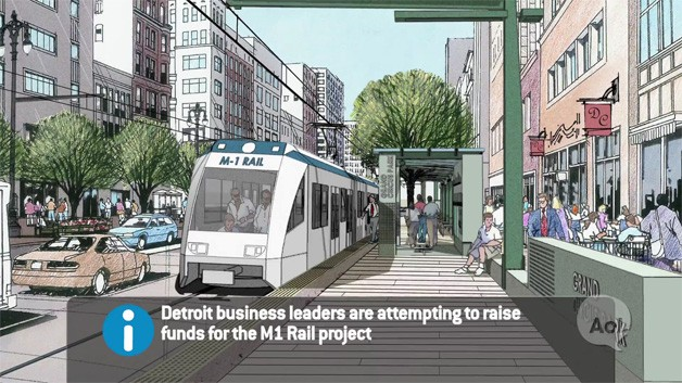 Detroit Light Rail