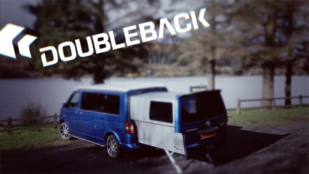 Volkswagen Transporter Doubleback - video screencap