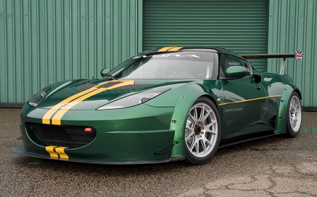 Lotus rolls out latest competition-spec Evora GTC