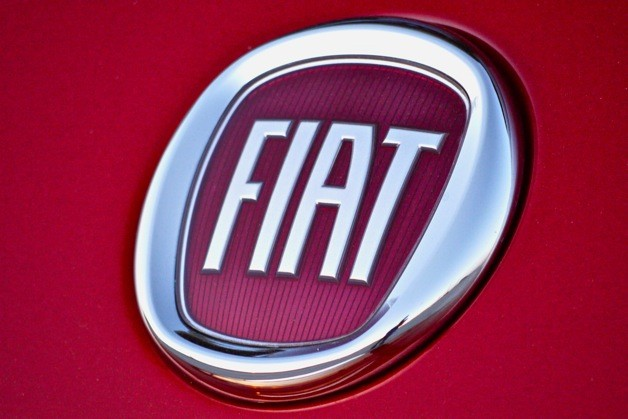 Fiat Badge