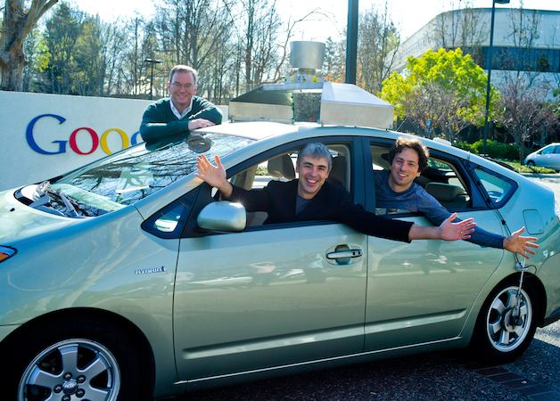 Google Autonomous Prius