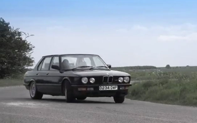 Chris Harris explains what makes his own 1986 BMW M5 so special