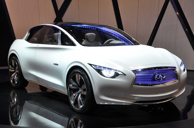 Infiniti Etherea Concept