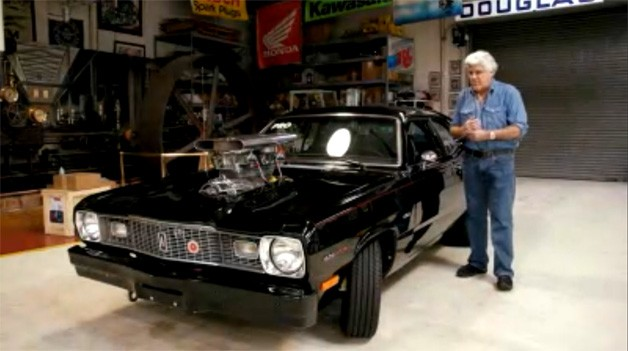Jay Leno Plymouth Duster