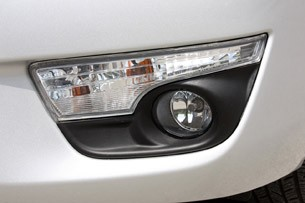 2013 Nissan Altima fog light