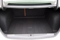 2012 Buick Verano trunk