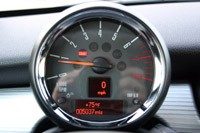 2012 Mini John Cooper Works Coupe tachometer