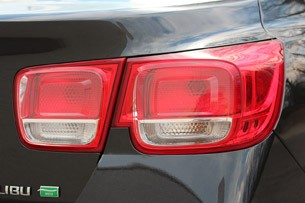 2013 Chevrolet Malibu Eco taillights