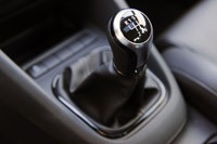 2012 Volkswagen Golf R shifter
