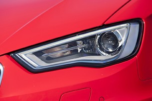 2013 Audi A3 headlight