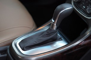 2012 Buick Verano shifter