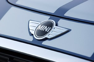 2012 Mini John Cooper Works Coupe logo
