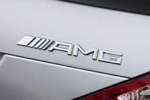 2013 Mercedes-Benz SL63 AMG badge