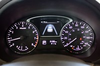 2013 Nissan Altima gauges