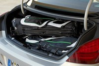 2013 BMW 6 Series Gran Coupe trunk