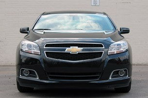 2013 Chevrolet Malibu Eco front view