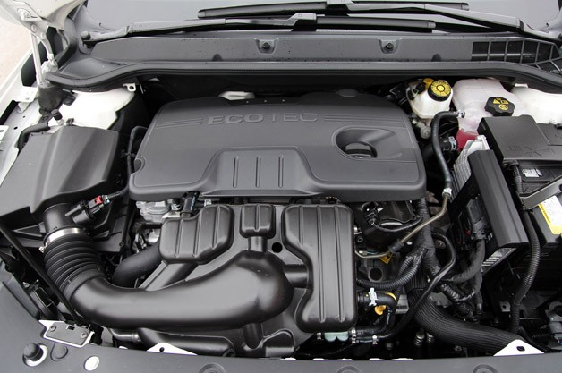 2012 Buick Verano engine