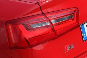 2013 Audi S6 taillight