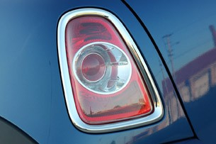 2012 Mini John Cooper Works Coupe taillight