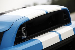 2013 Ford Shelby GT500 grille