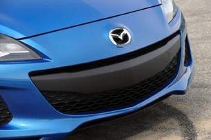 2012 Mazda3 SkyActiv grille