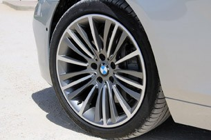 2013 BMW 6 Series Gran Coupe wheel